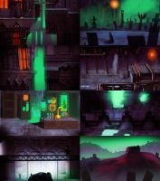 Cape Chronicles - Electric Castle thumbnails by Makkon