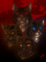 Tigerstar's Legacy by xxMoonwish
