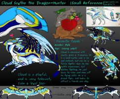 Dragon Hunter Cloud Scythe Ref by GenkoFox