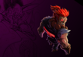 Akuma by Jonny5Alves