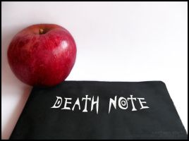 death note. by purplerainistaken