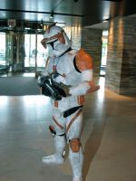 A Real Trooper by dalubnie