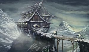 Old House by Kubolo
