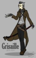 Grisaille by furinchime
