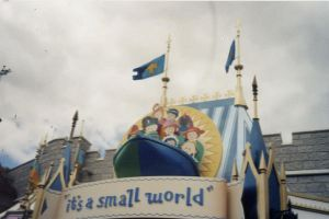 A Small World after all by FigmentJedi