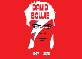 David Bowie RIP by Jarvisrama99