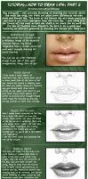 Tutorial: female lips by Cataclysm-X