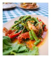 Crab Curry by Boofunk