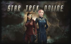 Star Trek Online Wallpaper by xGreatCthulhux