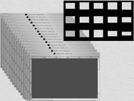 Transparent Blank Template XCF by taketo-take-to-stock