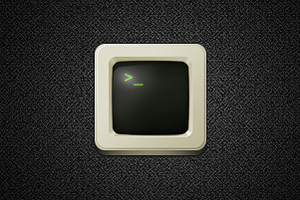 Terminal Alternate Icon for Jaku by kevinhamil