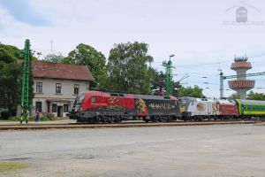 470 503 and 501 in Gyor, 2014 by morpheus880223