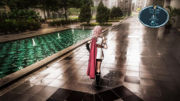 Final Fantasy XIII by Ayami08