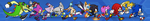 Dat Sonic Drawing Tho by ShockRabbit