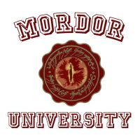 Mordor University (white) by Valdevia