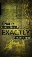 I THINK by jooyousef