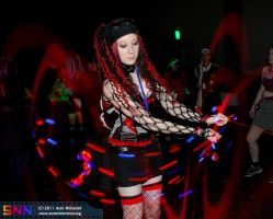 A Raver uses the Force by ntcrawler
