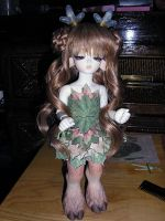 Dyani: The Little Fawn Child by LunarBerry