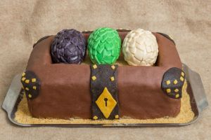 A Cake of Thrones by Funkelstein