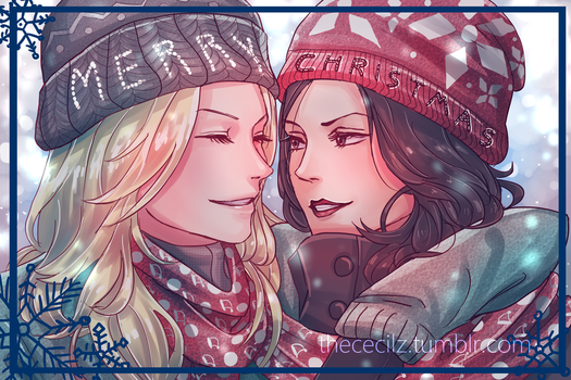 Comm Heidi, Madizzlee by TheCecile