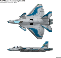 F-27FA Dominator [Nightowl Model-F2] by slowusaurus