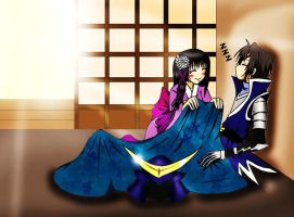 SB : Masamune-sama is So Cute.. by pink-crest
