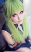 Code Geass- C2 (4) by kazeplay