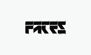 Faces: Logotype by woweek