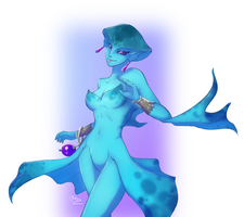 Princess Ruto by MingChee