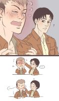 SnK - Marco does his thing by Niladhevan