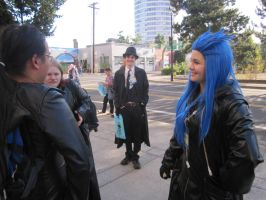 Kumoricon2012- Organization XIII Meeting by KamiyaAkuto