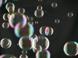 Bubbles 27 - Texture by RLDStock