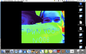 my awesomer desktop than nats by sxc-sophie