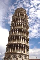 The Leaning Tower of Pisa by zw311