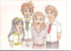 The Barrix Family by Bellawho1