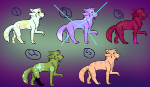 adopts free closed by jellybean53132