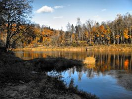 River Gauja 4 by IronCrusader