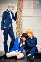 Fruits Basket - Emotions by KashinoRei