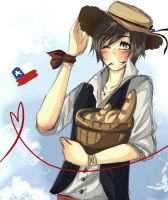 LH: Corazon de chileno by Fuko-chan