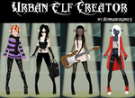 Urban Elf Dress up game by Rinmaru