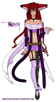 Kasai Colored - Finished by FoxOfTwilight