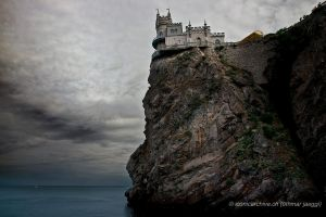 Swallow's Nest by iconicarchive