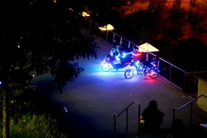 Otakuthon 2014 - Motorcycles with Lights! by Midnight-Dare-Angel