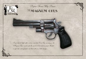 The Magnum Opus by davincisghost