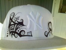 Yankees Tribal by FunkyNotAJunky