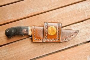 Horizontal Conceal Sheath by MountainLeather
