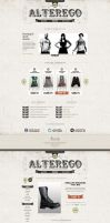 Alteregoshop redesign by floydworx