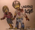 Undying Love by aleksitanninen