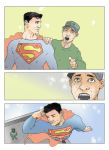 Superman page 1 by LIFEOFPIRES