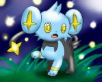 Shinx ( para humphreywolf201) by Diegoxpoke